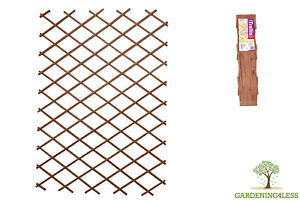 Expanding Garden Trellis Wall Fence Plant Climp Support 1.8x 0.3 0.6 0.9 1.2m