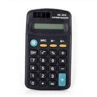 Pocket Electronic 8 Digit Display Calculating Student Calculator Scientific I6E6