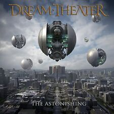 DREAM THEATER - THE ASTONISHING - NEW VINYL LP