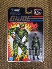 G.I.Joe Sgt. Stalker 25th Anniversary MOC MIB New Sealed Carded Foil GI Joe 2007