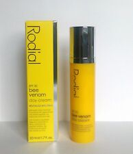 BNIB Rodial Bee Venom Day Cream SPF30 50ml with peptides and stem cells