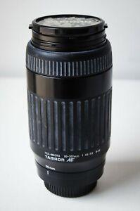 TAMRON AF TELE-MACRO 90-300MM F4.5-5.6 FOR PENTAX