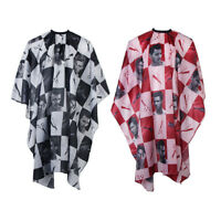 Waterproof Hair Cutting Cape Salon Haircut Hairdressing Gown Apron Cloth