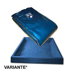 Wasserbett Matratze MONO Set: Wasserkern + Wanne/Liner
