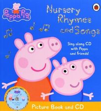 Peppa Pig - Nursery Rhymes and Songs: Picture Book and CD-Ladybird