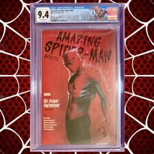 🔥 AMAZING SPIDER-MAN #800 Del'Otto 1:25 Variant CGC 9.4 Marvel Comic