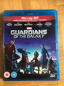 Guardians of the Galaxy - 3D+Blu-ray