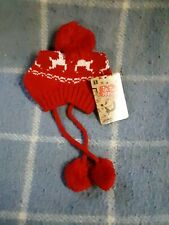 New ListingWinter Dog Cap~small doggie hat~winter hat~new with tags