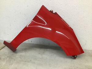 2013 FORD FIESTA MK7- DRIVERS SIDE WING IN RACE RED - WVM V