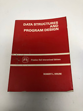 Software Engineering Ser.: Data Structures and Program Design by Robert L....