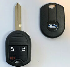 New Ford 3 Button New Style Remote Head Key Shell USA Seller Best Quality  A++