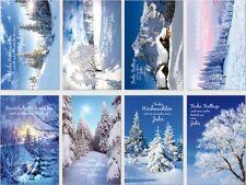 50 Weihnachtskarten Glückwunschkarten Weihnachten Weihnachtskarte sk 4550