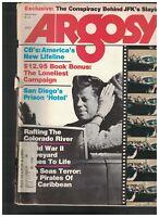 Argosy Magazine September 1976 CB Radios JFK Conspiracy Truk Lagoon