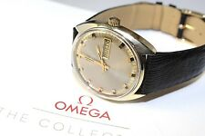 Omega Seamaster Cosmic 752 Vintage Day / Date Automatic Swiss Watch