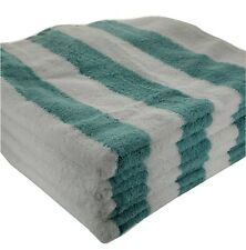 4 pieces Pack- Ligh Green- 30x60 inches-Large Pool/Beach Cabana Towels