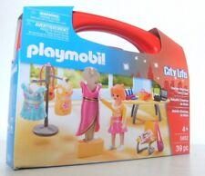 Playmobil City Life Fashion Boutique Carry Case 5652 Neu & OVP Koffer Mode