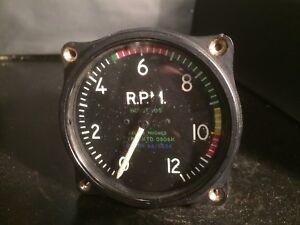 Tachometer Indicator (RPM) Gauge Ref No - 6A/5834