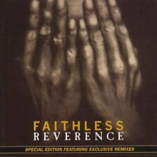 FAITHLESS - REVERENCE 2001 UK SPECIAL EDITION CD