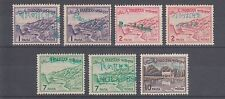 Bangladesh, Pakistan Sc 129/134 MLH. 1961-63 Defins green Bangladesh Local Ovpts
