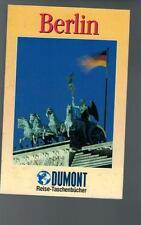 Berlin  - DuMont Reise-Taschenbuch - 1996