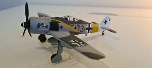 Franklin Mint B11E211 1:48 Focke-Wulf Fw 190A Erich Hondt II./JG 11 Holland 1943