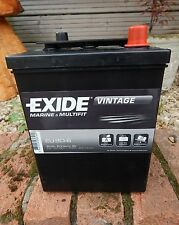 1X Brand New Exide 421 6 Volt 80 AH 600 CCA Classic Car Battery MG TA Austin 7