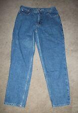 EUC~Petite's FRESNO Classic Straight Leg Jeans~Size 11/12 P~30 x 27~100% Cotton