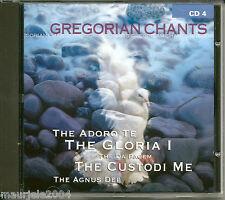Gregorian Chants vol.4 (1999) CD NUOVO The Monastic Choir of Abbey of Saint Pier