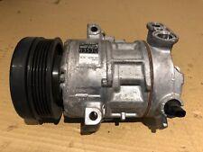 Vauxhall Corsa E 2015-2019 Aircon Compressor Pump 390063353 6353U Denso