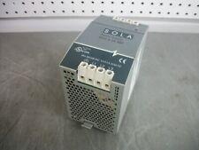 Sola Power Supply Sdn 5 24 480 24vdc 5amp