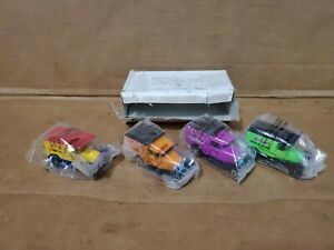 MATCHBOX Kellogg's MAIL IN CARS CORN POPS APPLE JACKS RAISIN BRAN MINI WHEATS