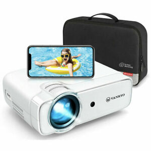 VANKYO Leisure 430W WiFi Projector 1080P Home Theater HDMI for Phone iOS/Android