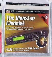 JIMI TENOR Future Music CD FM55 1997