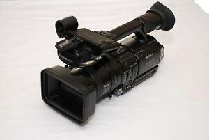 Sony HVR-Z1E PAL Professional 1080i HDV  DVCAM camcorder black