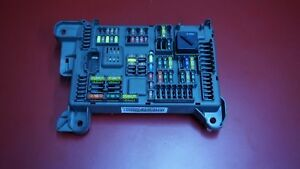 BMW X5 E70 Fusebox Fuse Box & Relays With Fuses 518954020A 693168703