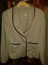 Unbranded Women's Cotton Blend Waist Length Business Coats & Jackets