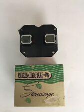 Vintage Sawyer's View-Master Stereoscopic Viewer & Original Box