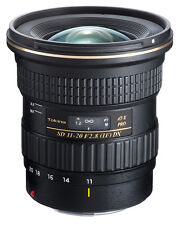 Tokina AT-X 11-20mm f/2.8 PRO DX Wide Zoom Lens