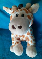 "Fiesta Toys Floppy Jungle Giraffe Plush Stuffed Animal 9"""