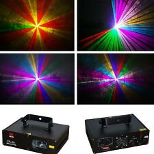 500mW RGV Full Color DMX Laser Light Disco DJ  Stage Party Lighting
