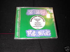 BDP SOUTH BRONX P IS FREE 5 RARE CD SINGLE MIXES SEALED BOOGIE DOWN PRODUCTIONS