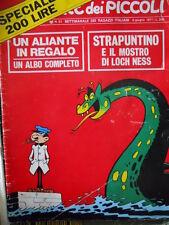 Corriere dei Piccoli 23 1971 Corto Maltese Lucky Luke I PUFFI   [C20]