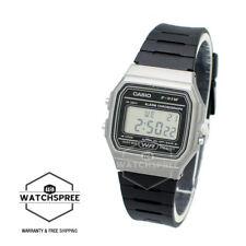 Casio Standard Digital Watch F91WM-1B