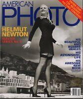 American Photo Magazine January/February 2000 Helmut Newton 102419AME