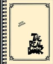 REAL BOOK Vol I C Instruments 6th Edition*