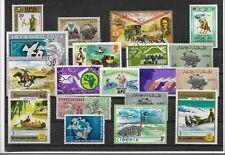 Valores Mundiales UPU Unión Postal Universal (ED-657)