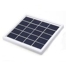 5V 800mA 4W Panneau Energie Solaire Chargeur Prise USB Téléphone Pompe à Eau