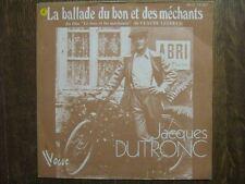 BOF LE BON ET LES MECHANTS 45 TOURS FRANCE DUTRONC