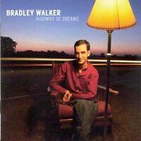 Bradley Walker - Highway of Dreams [New CD]