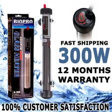 Biopro Fish Tank Automatic Submersible Aquarium Water Thermostat Heater 300W
